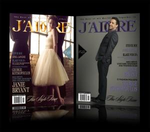 Christa Graziano's journey into J'ADORE Magazine