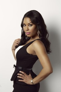 Actress Baje Fletcher is available for commercial, television, film, and radio bookings!