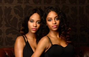 Beauty abroad. The Okan Twins are ready to take over….times 2!