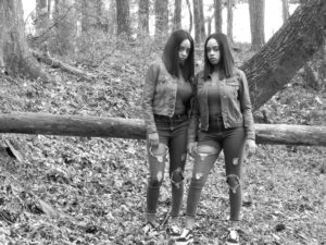 Okan Twins visit to America!!!