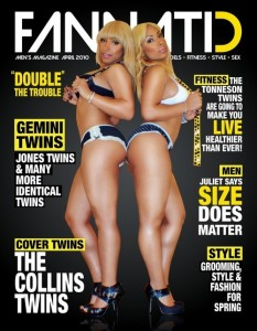 THE COLLINS TWINS, KEEPING IT REAL