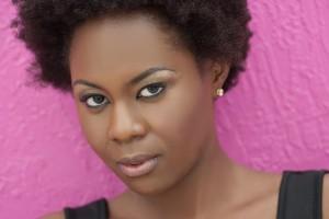 Pursuing her dream of acting, Keene Joseph
