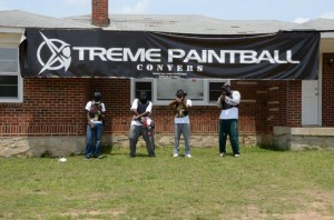 Do you have the juice? Xtreme Paintball is open for business!