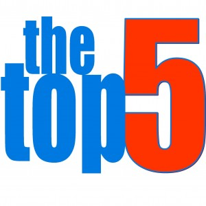 The Top 5. The Top 5 reasons people do not reach their success.