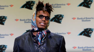 """Cam Newton is again showing the """"real"""" reason you don't want Matt Ryan"""